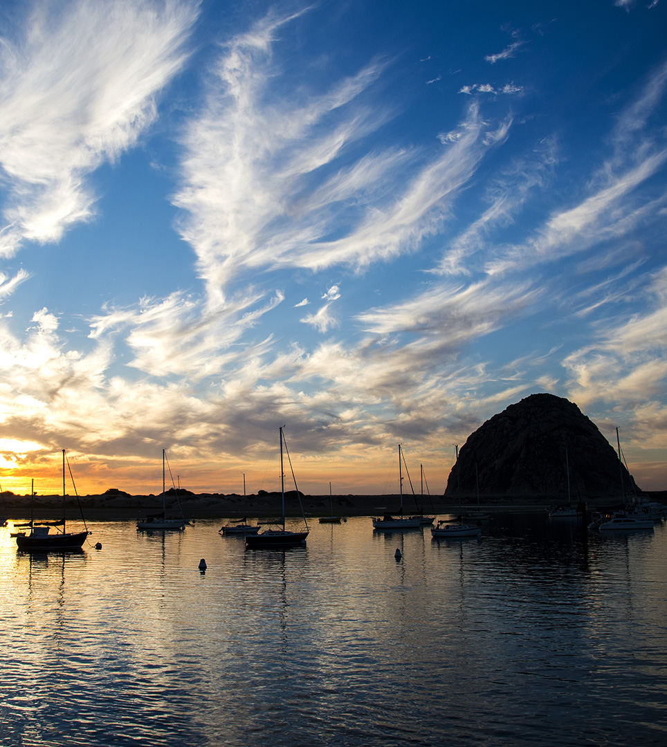 LOCATED ONLY A FEW MINUTES FROM TOP TOURIST ATTRACTIONS IN CAYUCOS, CALIFORNIA